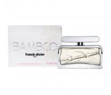 Franck Olivier Bamboo Eau de Parfum 75ml naisille 32320