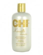 Farouk Systems CHI Keratin Shampoo 355ml naisille 28857