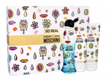 Moschino So Real Cheap and Chic Edt 50 ml + Body Lotion 100 ml + Shower Gel 100 ml naisille 42438