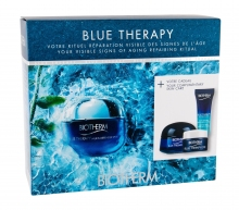 Biotherm Blue Therapy Daily Skin Care SPF25 50 ml + Night Skin Care 15 ml + Skin Serum 10 ml + Eye Care 5 ml naisille 33288