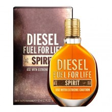 Diesel Fuel For Life Spirit Eau de Toilette 75ml miehille 40172