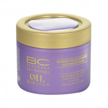 Schwarzkopf BC Bonacure Oil Miracle Barbary Fig & Keratin Mask Cosmetic 150l naisille 69093