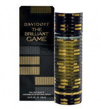 Davidoff The Brilliant Game Eau de Toilette 100ml miehille 08188