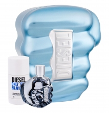 Diesel Only The Brave Edt 75 ml + Deostick 75 ml miehille 67480