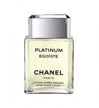 Chanel Egoiste Platinum Aftershave 75ml miehille 40504