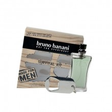 Bruno Banani Made for Men Edt 30ml + Bottle opener miehille 09399