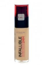 L´Oreal Paris Infallible Make-Up 24H Cosmetic 30ml 120 Vanilla naisille 90337