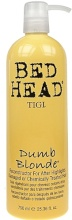 Tigi Bed Head Dumb Blonde Reconstructor Cosmetic 200ml naisille 09796