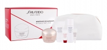 Shiseido Benefiance Wrinkle Resist 24 Daily Cream SPF15 50 ml + Eye Cream 3 ml + Cleaning Facial Water 30 ml + Cleaning Foam 30 ml + Facial Serum Ultimune 5 ml + Cosmetic Bag naisille 52439