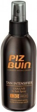 Piz Buin Tan Intensifier Sun Spray SPF30 Cosmetic 150ml naisille 95977