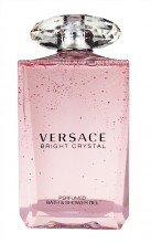 Versace Bright Crystal Shower Gel 200ml naisille 93840