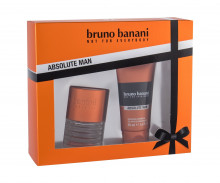 Bruno Banani Absolute Man Edt 30 ml + Shower Gel 50 ml miehille 60086