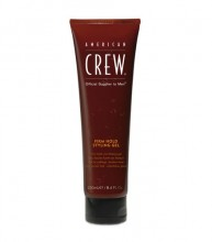 American Crew Firm Hold Styling Gel Cosmetic 250ml miehille 60506