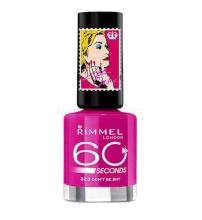 Rimmel London 60 Seconds Nail Polish By Rita Ora Cosmetic 8ml 403 Oragasm naisille 63791