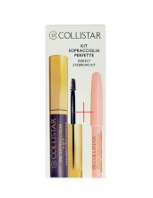 Collistar Eyebrow Gel 3in1 3ml Eyebrow Gel 3in1 + 1,2g Brightening Eyebrow Pencil 1 Biondo Virna naisille 59418