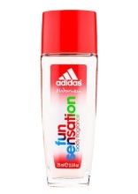 Adidas Fun Sensation For Women Deodorant 75ml naisille 20064
