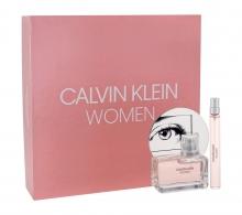 Calvin Klein Calvin Klein Women Edp 50 ml + Edp 10 ml naisille 22629