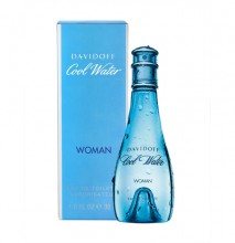 Davidoff Cool Water Eau de Toilette 30ml naisille 11820