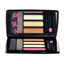 Guerlain Crazy Paris Eye Palette Neon Look Cosmetic 10,5g naisille 16406