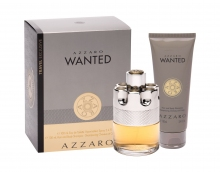 Azzaro Wanted Edt 100 ml + Shower Gel 100 ml miehille 07455
