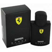 Ferrari Scuderia Ferrari Black Eau de Toilette 75ml miehille 46047