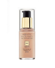 Max Factor Face Finity 3in1 Foundation SPF20 Cosmetic 30ml 75 Golden naisille 71671