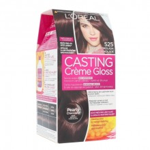 L´Oreal Paris Casting Creme Gloss Cosmetic 1ks 525 Cherry Chocolate naisille 29563