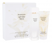 Elizabeth Arden White Tea Edt 100 ml + Body Cream 100 ml naisille 05966