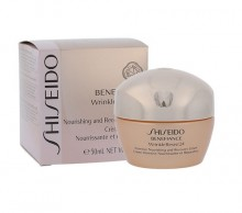 Shiseido Benefiance Wrinkle Resist 24 Day Cream 50ml naisille 18732