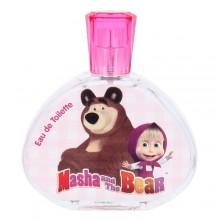 Disney Masha and The Bear Eau de Toilette 100ml 57027