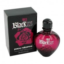 Paco Rabanne Black XS EDT 80ml naisille 05330