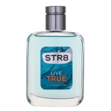 STR8 Live True Aftershave Water 100ml miehille 68990
