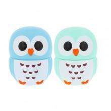 2K Duo Hand Cream Hand Cream 16 g Aloe Vera + Hand Cream 16 g Blueberry naisille 40317