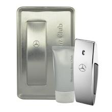 Mercedes-Benz Mercedes-Benz Club Edt 100ml + 75ml shower gel miehille 45010