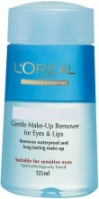 L´Oréal Paris Gentle Eye Makeup Remover 125ml naisille 97374