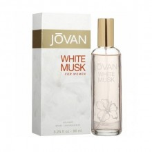 Jovan Musk White Cologne 100ml naisille 08657