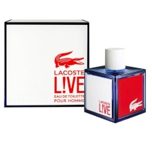 Lacoste Live Eau de Toilette 100ml miehille 80382