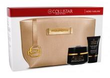 Collistar Nero Sublime Daily Cream 50 ml + Facial Mask 15 ml + Cosmetic Bag Piquadro naisille 46118