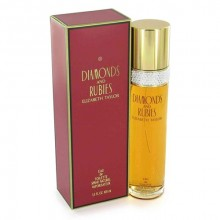 Elizabeth Taylor Diamonds and Rubies Eau de Toilette 100ml naisille 50607