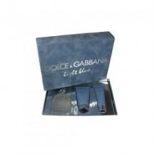 Dolce&Gabbana Light Blue Pour Homme Edt 125 ml + 75ml After shave balm + 50ml Shower gel miehille 11676