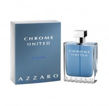 Azzaro Chrome United Eau de Toilette 100ml miehille 57712