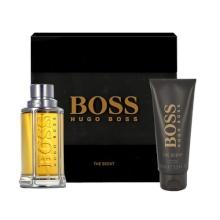HUGO BOSS Boss The Scent Edt 50ml + 100ml shower gel miehille 55738