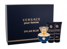 Versace Pour Femme Edp 50 ml + Body Lotion 50 ml + Shower Gel 50 ml naisille 43770