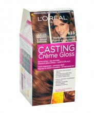 L´Oréal Paris Casting Creme Gloss Hair Color 1pc 603 Chocolate Caramel naisille 09274