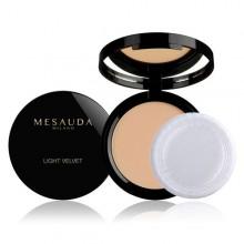 Mesauda Milano Mesauda Milano Light Velvet Compact Powder 105 Noisette 7g 7 g