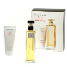 Elizabeth Arden 5th Avenue Edp 125ml + 100ml Body lotion naisille 99022