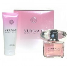 Versace Bright Crystal Edt 90 + 100ml Body lotion naisille 00643