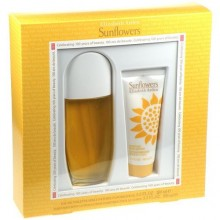 Elizabeth Arden Sunflowers Edt 100ml + 100ml Body lotion naisille 15898