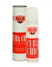 Cuba Cuba Chic For Women Eau de Parfum 100ml naisille 36028