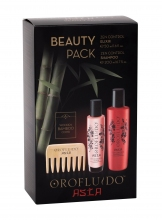 Orofluido Asia Zen Shampoo 200 ml + Hair Elixir 50 ml + Bamboo Brush 1 pc naisille 77451